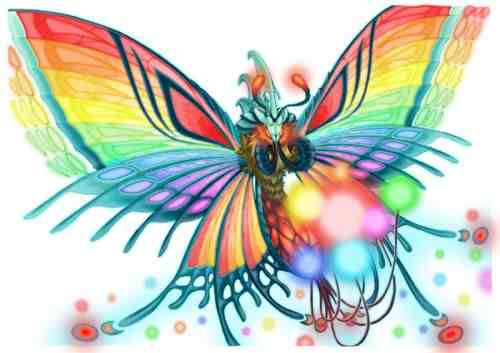 The Rainbow Butterfly – Pride Matters